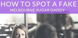How to spot a fake Melbourne sugar daddy