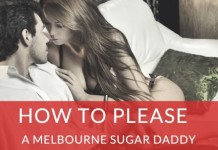 How to please a Melbourne sugar daddy